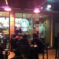 Photo taken at Starbucks by Andria C. on 1/6/2012