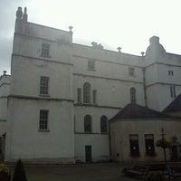 Photo taken at Rathfarnham Castle by Heno F. on 9/8/2011