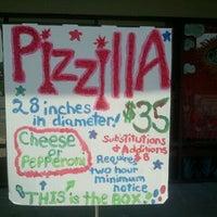Photo taken at I Love NY Pizza by Briteny M. on 6/4/2011