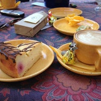 Photo taken at Kehrwieder Chocolaterie by Sonya B. on 5/25/2012