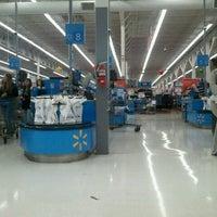 Photo taken at Walmart Supercenter by Stephen F. on 8/28/2011