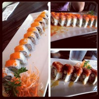 Photo taken at Kumori Sushi by Cody A. on 8/5/2012