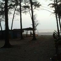 Photo taken at Kashid Beach by priya a. on 11/4/2011