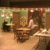 Photo taken at Dayton Theatre Guild by Rick F. on 11/16/2011
