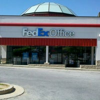 Photo taken at FedEx Office Print & Ship Center by Michael P. on 4/9/2012