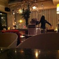 Photo taken at Khaki Cafe Bar by ice🎯ueenie W. on 3/26/2011
