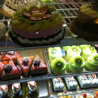 Photo taken at Shatila Bakery & Cafe by Karen W. on 9/24/2011