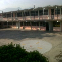 "Photo taken at Secundaria General No. 36 "" Escudo Nacional"" 15DES0036G by Francisco D. on 6/7/2012"
