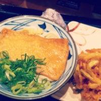 Photo taken at Marugame Seimen by sugyan on 5/31/2012