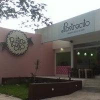 Photo taken at El Postrecito by Angi B. on 9/11/2011