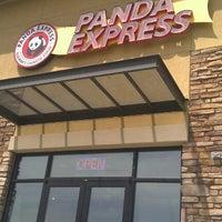Photo taken at Panda Express by Benedic S. on 4/4/2012