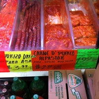 Photo taken at San Francisco Carniceria by Matthew B. on 5/13/2012