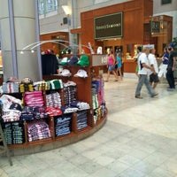 Photo taken at The Shops at Prudential Center by Mônica G. on 7/20/2012