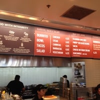 Photo taken at Chipotle Mexican Grill by Mike O. on 6/1/2012