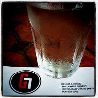 Photo taken at Genius Lounge and Sake Bar by Doc R. on 5/13/2011