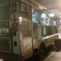 Photo taken at Tacos El Toro #3 by James S. on 1/27/2012