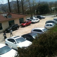Photo taken at 낙지촌 by junhan A. on 4/19/2012