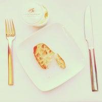 Photo taken at Café & Bar Lurcat by Ali on 1/25/2012