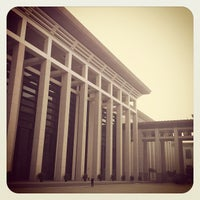 Photo taken at National Museum of China by Travis Z. on 10/22/2011