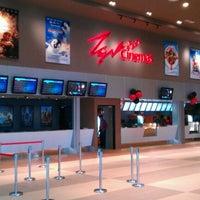 Photo taken at TGV Cinemas by Jake C. on 11/10/2011