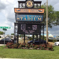 Photo taken at Publix Field at Joker Marchant Stadium by RR on 3/24/2012