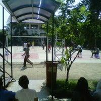 Photo taken at XI.IA.2 SMAN 6 Depok by Marshal S. on 6/17/2011