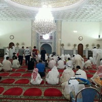 Photo taken at Al-Naqi Mosque by Hussain A. on 8/31/2011
