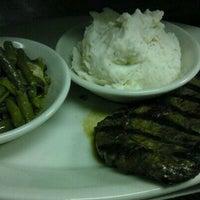 Photo taken at Texas Steakhouse & Saloon by the Batman on 9/1/2011