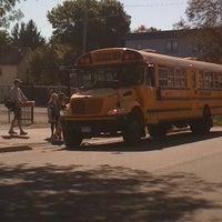 Photo taken at Binghamton High School by Kimy Z. on 10/8/2011