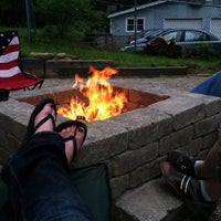 Photo taken at Bonfire Rules by Laureen B. on 8/21/2011