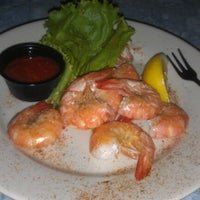 Photo taken at Charleston Crab House by Crystal M. on 9/17/2011