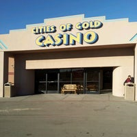 Photo taken at Cities Of Gold Casino by Derek R. on 1/2/2012