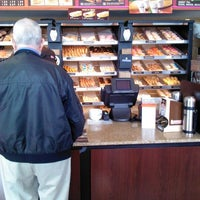 Photo taken at Dunkin' Donuts by Robert P. on 1/1/2012