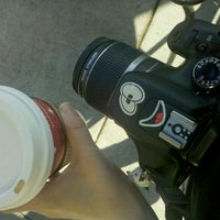 Photo taken at Starbucks by Sara S. on 11/6/2011