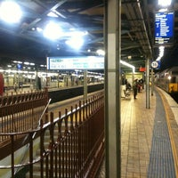 Photo taken at Central Station (Platforms 16 & 17) by Alexey S. on 5/21/2012