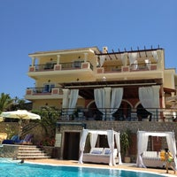 Foto scattata a Delfino Blu Hotel da Dionisis S. il 6/16/2012