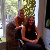 Photo taken at Avanti Salon by Deena F. on 9/10/2011