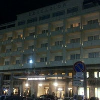 Photo taken at Amt - Excelsior Grand Hotel Catania by Giovanna A. on 1/17/2012