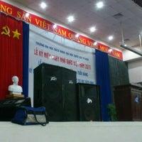 Photo taken at Hội Trường A5 Bách Khoa Tp.HCM by Xion on 11/18/2011