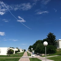 Photo taken at Laramie County Community College by Bradley B. on 10/3/2011