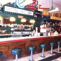 Photo taken at MacAlpine's Soda Fountain by Leah L. on 1/19/2011