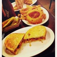 Photo taken at Eisenberg's Sandwich Shop by jeff o. on 1/16/2012