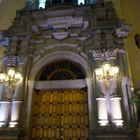 Photo taken at Municipalidad de Miraflores by Luis T. on 10/23/2011