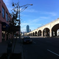 Photo taken at Queens Blvd by Sivamon P. on 1/1/2012
