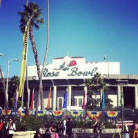 Photo taken at Rose Bowl Flea Market and Market Place by Claire M. on 10/9/2011