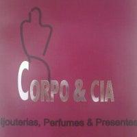 Photo taken at Corpo & Cia - Bijouteria e Estetica by Gabriela P. on 12/22/2011