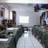 Photo taken at 17ª Brigada de Infantaria de Selva by Charles S. on 6/28/2012