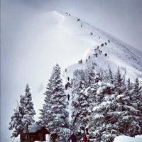 Photo taken at Aspen Highlands by Aspen Snowmass M. on 3/7/2012