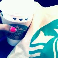 Photo taken at Starbucks by Jissy. on 7/13/2012