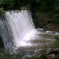 Photo taken at Old Mill Park by Paul J. on 4/20/2012